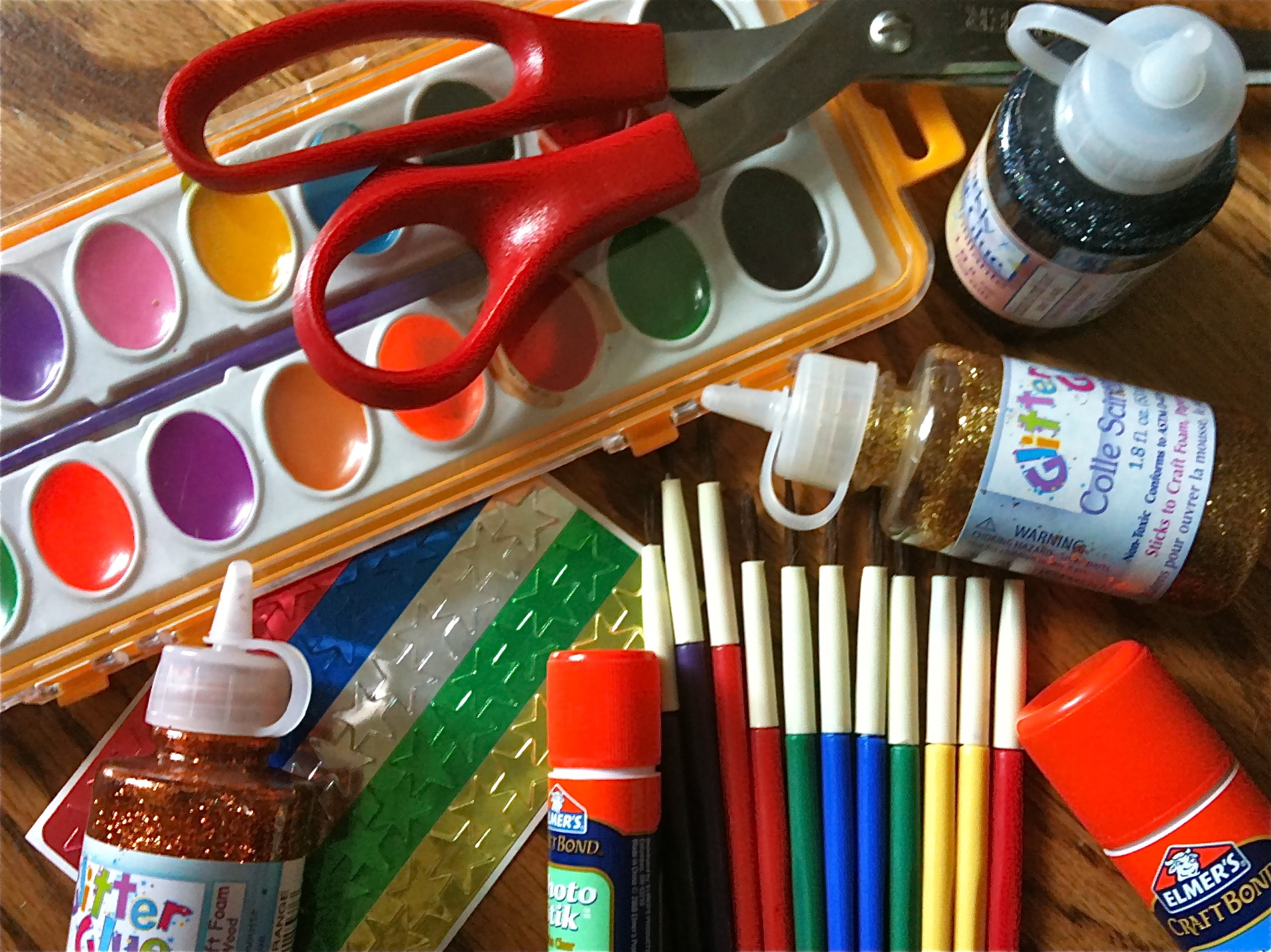 Take Time For Arts And Crafts - Berry Arts
